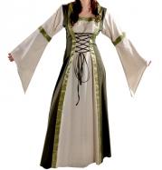 Robe elfe femme